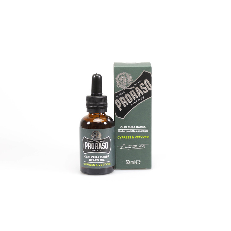 Proraso Cypress & Vetiver Beard Oil