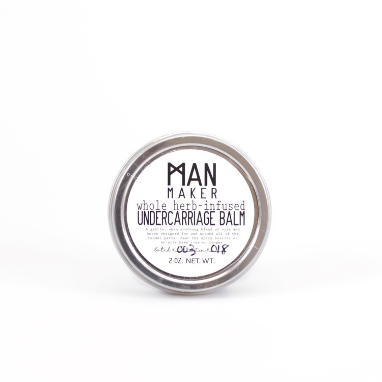 Man Maker Herb-Infused Undercarriage Balm
