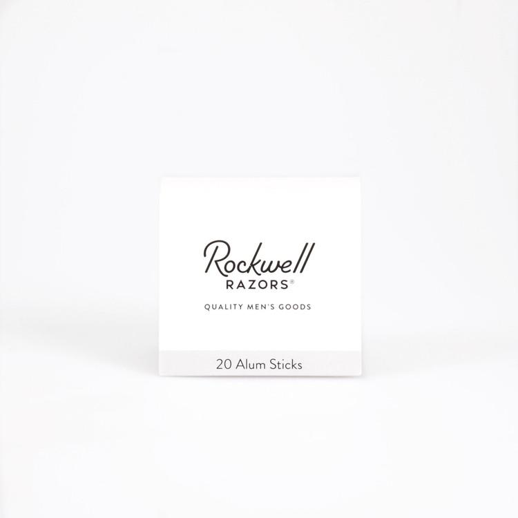 Rockwell Razors Alum Stick Book