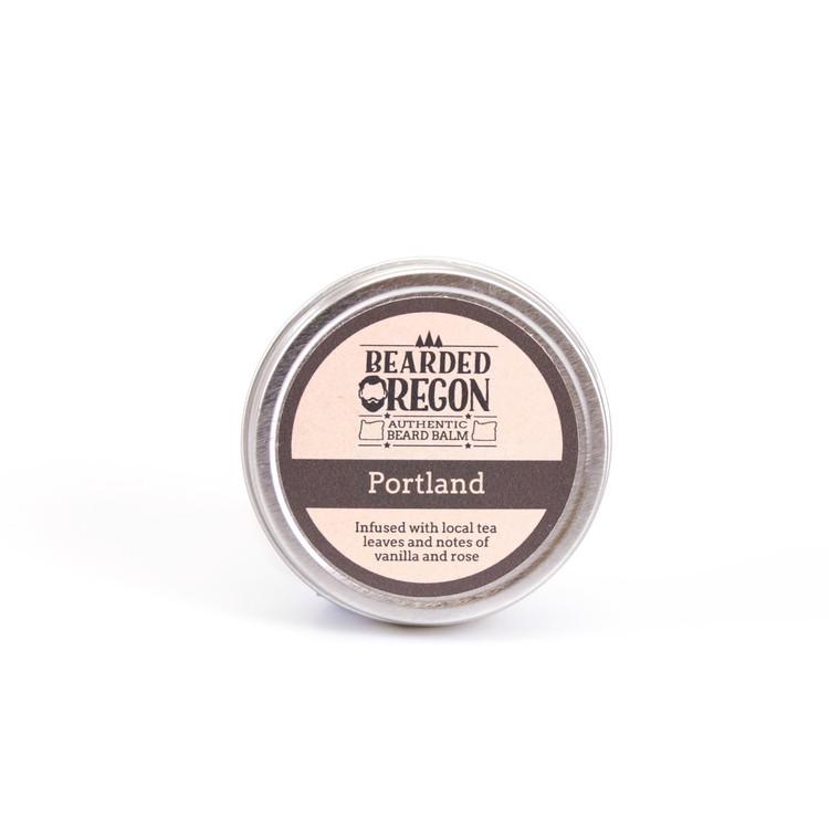 Bearded Oregon Portland Beard Balm