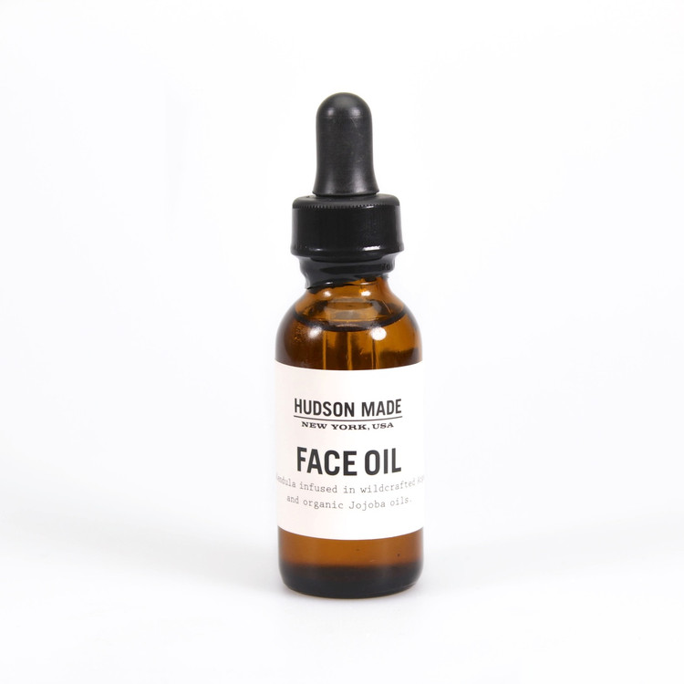 Hudson Made Rosehip Seed + Sea Buckthorn Face Oil