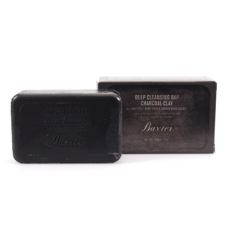 Baxter of California Deep Cleansing Charcoal Clay Bar