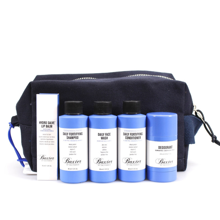 Baxter of California Travel Grooming Essentials