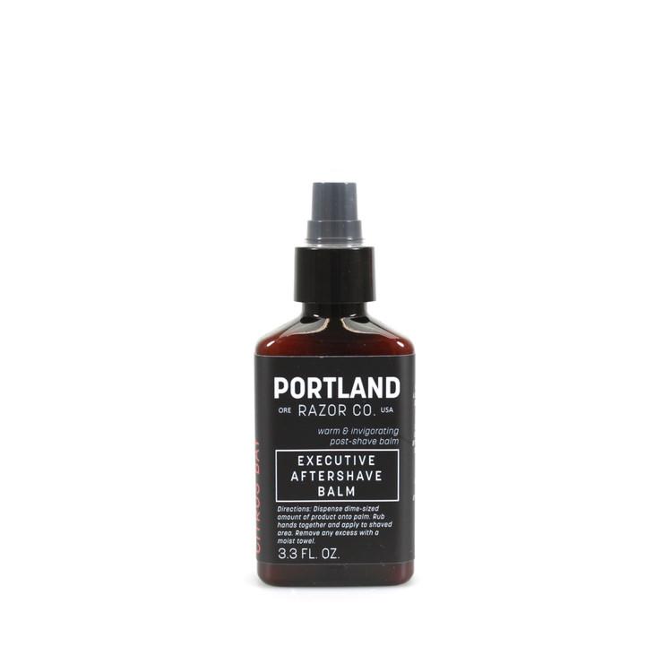 Portland Razor Company Executive After Shave Balm