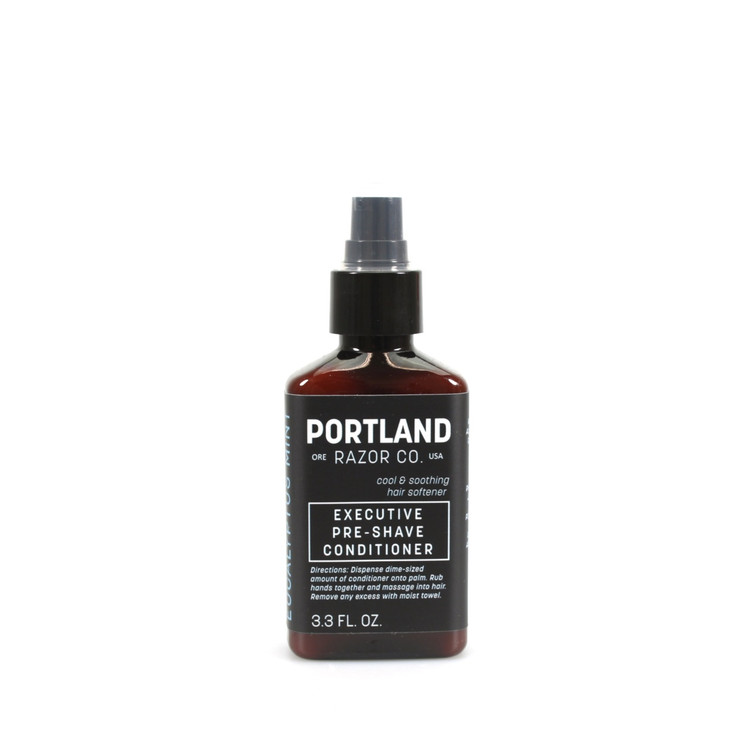 Portland Razor Company Executive Pre-Shave Conditioner