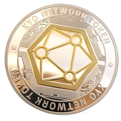 XYO Dual Plated Coin (Original)