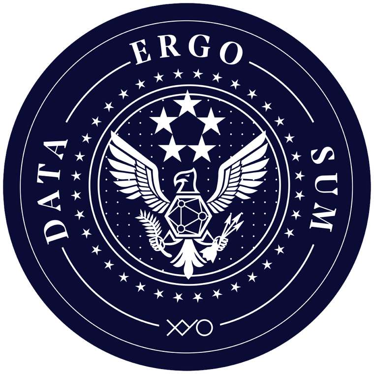 XYO Dataist Sticker