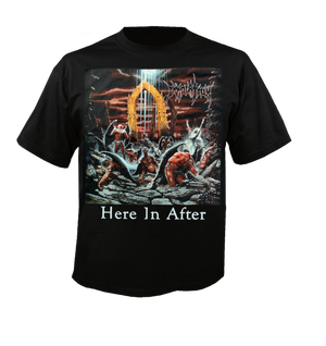 "T-Shirt: ""Here In After"" (No Sleeve Print)"
