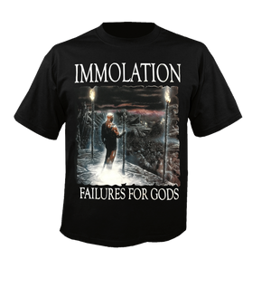 """Failures For Gods""_(No Sleeve Print)"