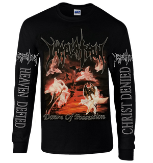 "Long Sleeve Shirt: ""Dawn Of Possession"""