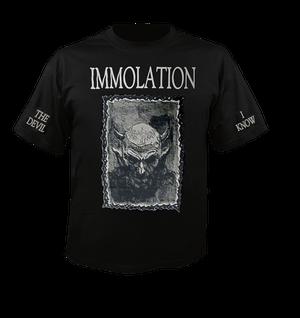 "T-Shirt: ""The Devil I Know"""