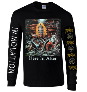 "Long Sleeve Shirt: ""Here In After"" 25th Anniversary"