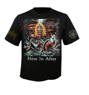 """T-Shirt: """"""""Here In After"""" 25th Anniversary"""