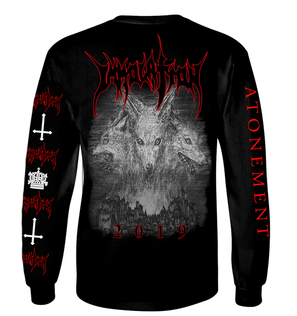 "Long Sleeve Shirt: ""Atonement"" - 2019"