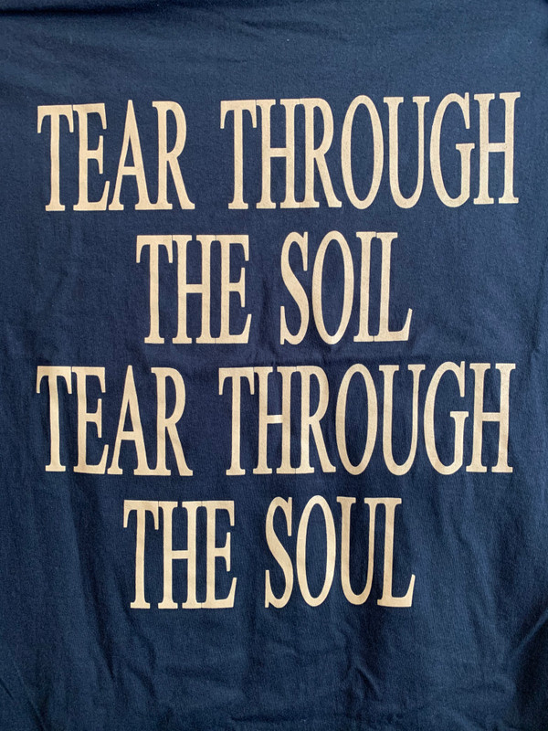 "T-Shirt: ""Harnessing Ruin"""