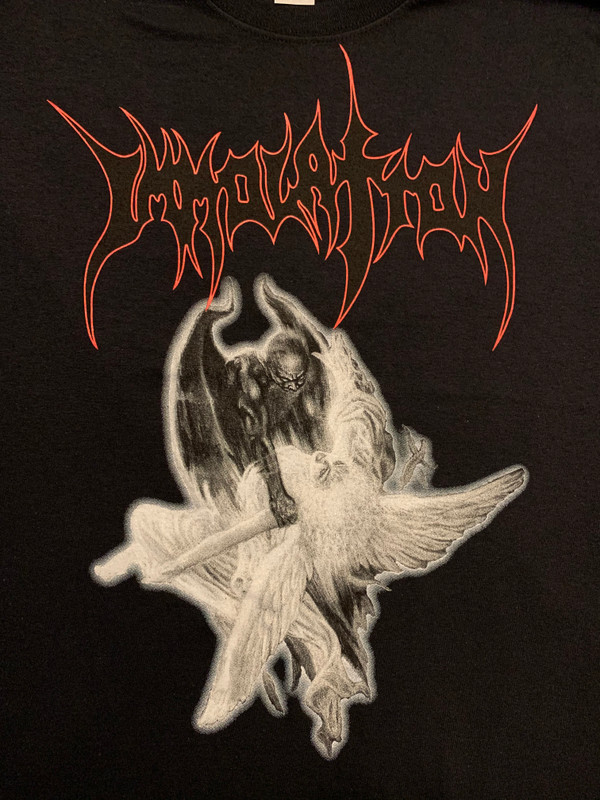 "T-Shirt: ""Demon/Angel"""