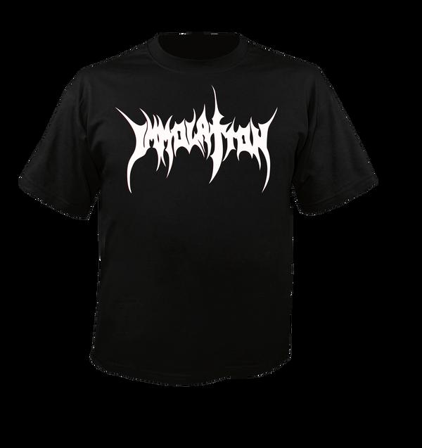 T-Shirt:  White Logo