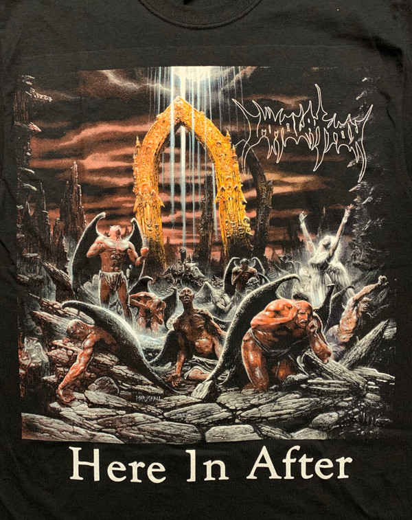 """Long Sleeve Shirt: """"Here In After"""" 25th Anniversary"""