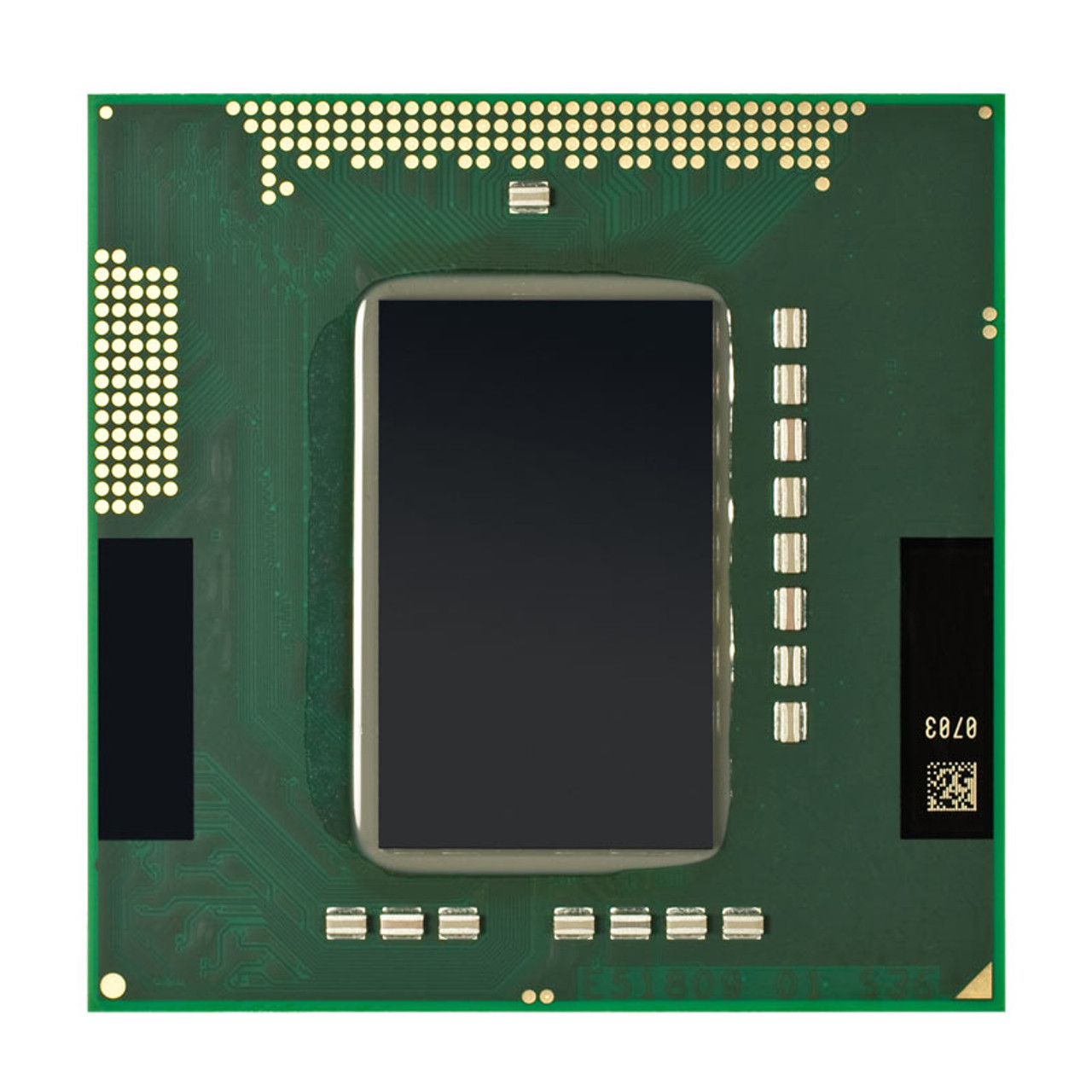 Intel Core i7-620M 2.66GHz Dual Core SLBTQ