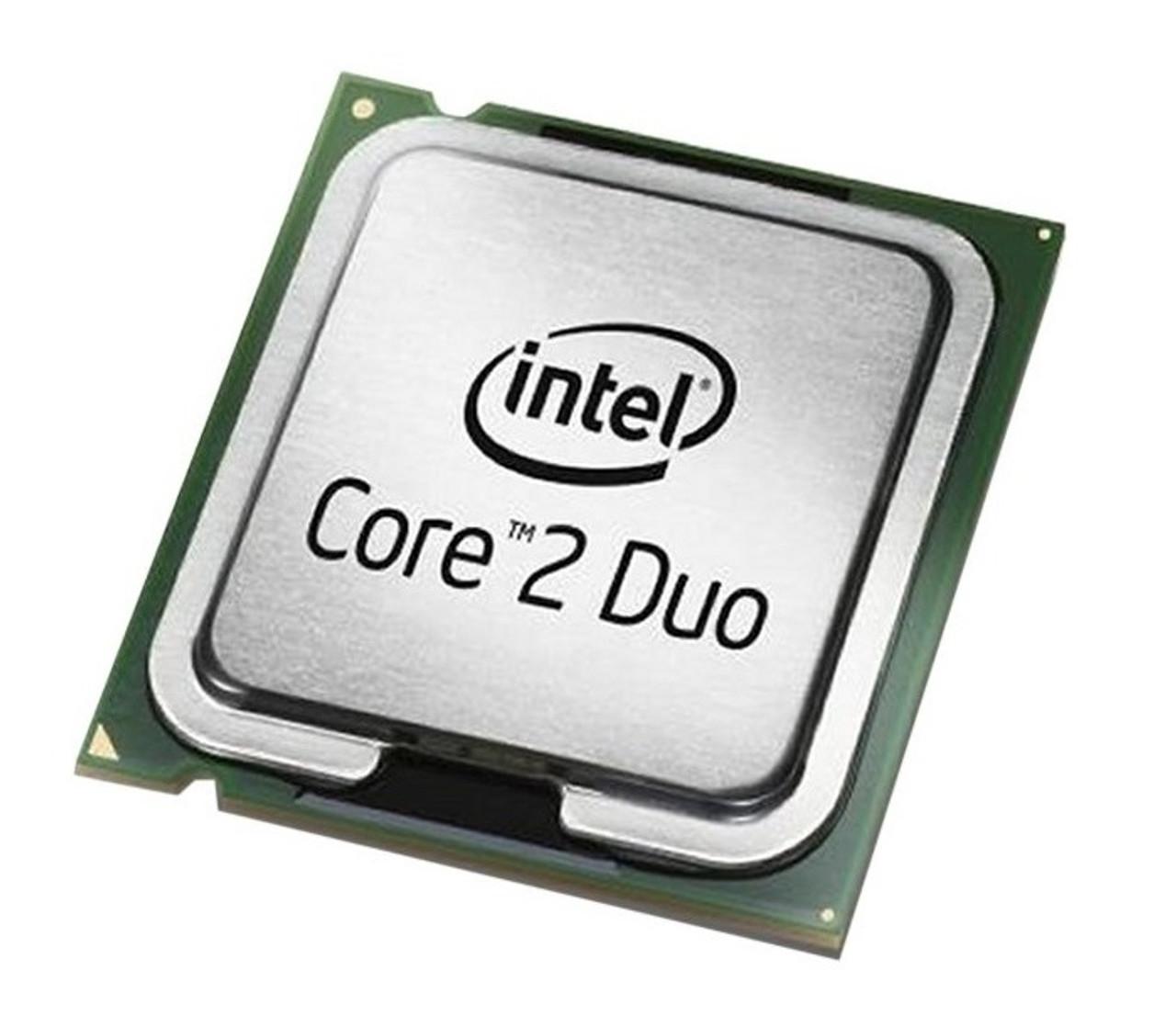 Intel Core2 T7600 SL9SD Mobile CPU Processor Socket M 478 2.33Ghz 4MB 667MHz