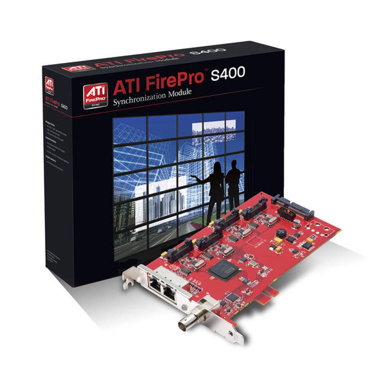 100 505981 Amd Firepro S400 Synchronization Module