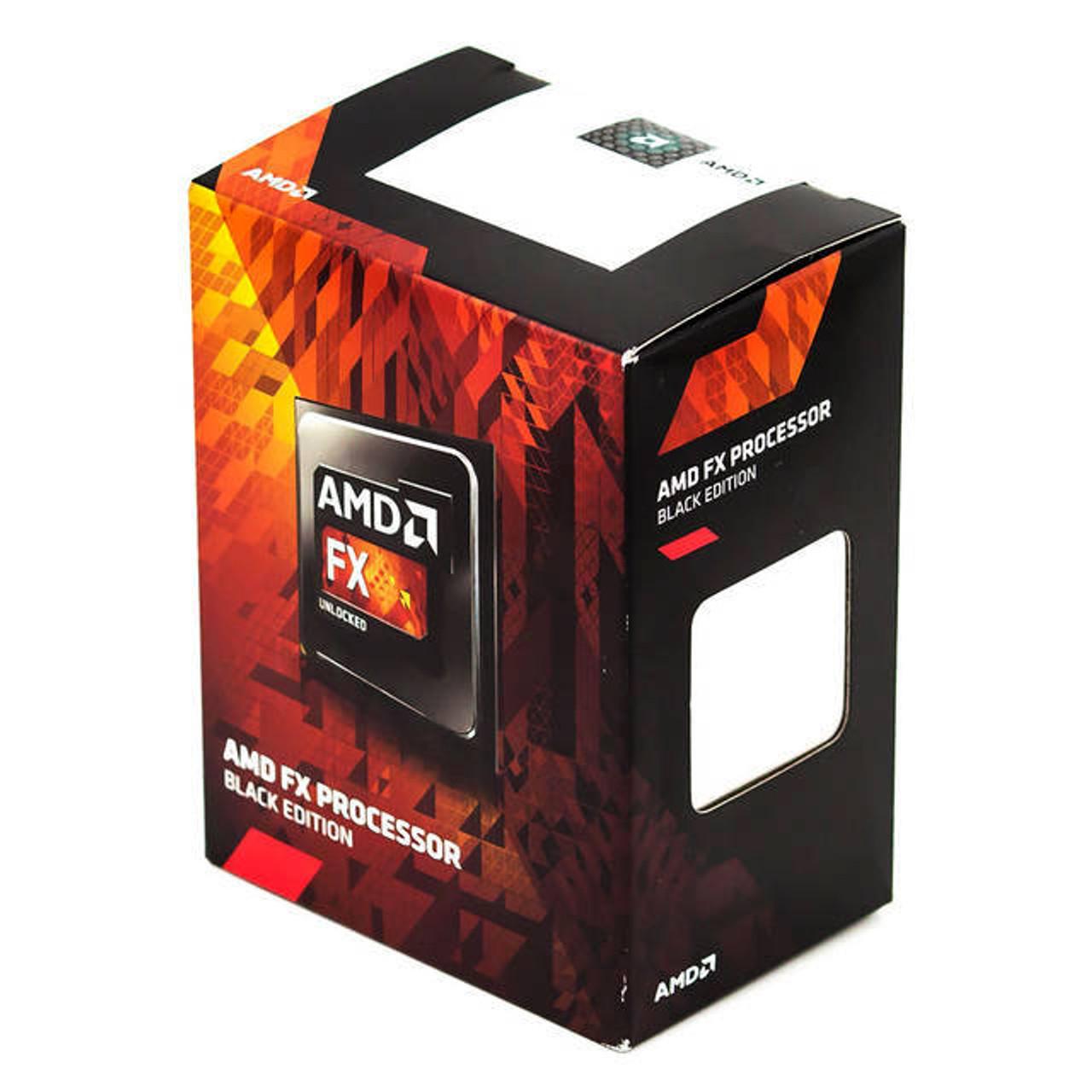 Fd832ewmhkbox Amd Fx 8320e Eight Core Vishera Processor 3 2ghz Socket Am3 Retail