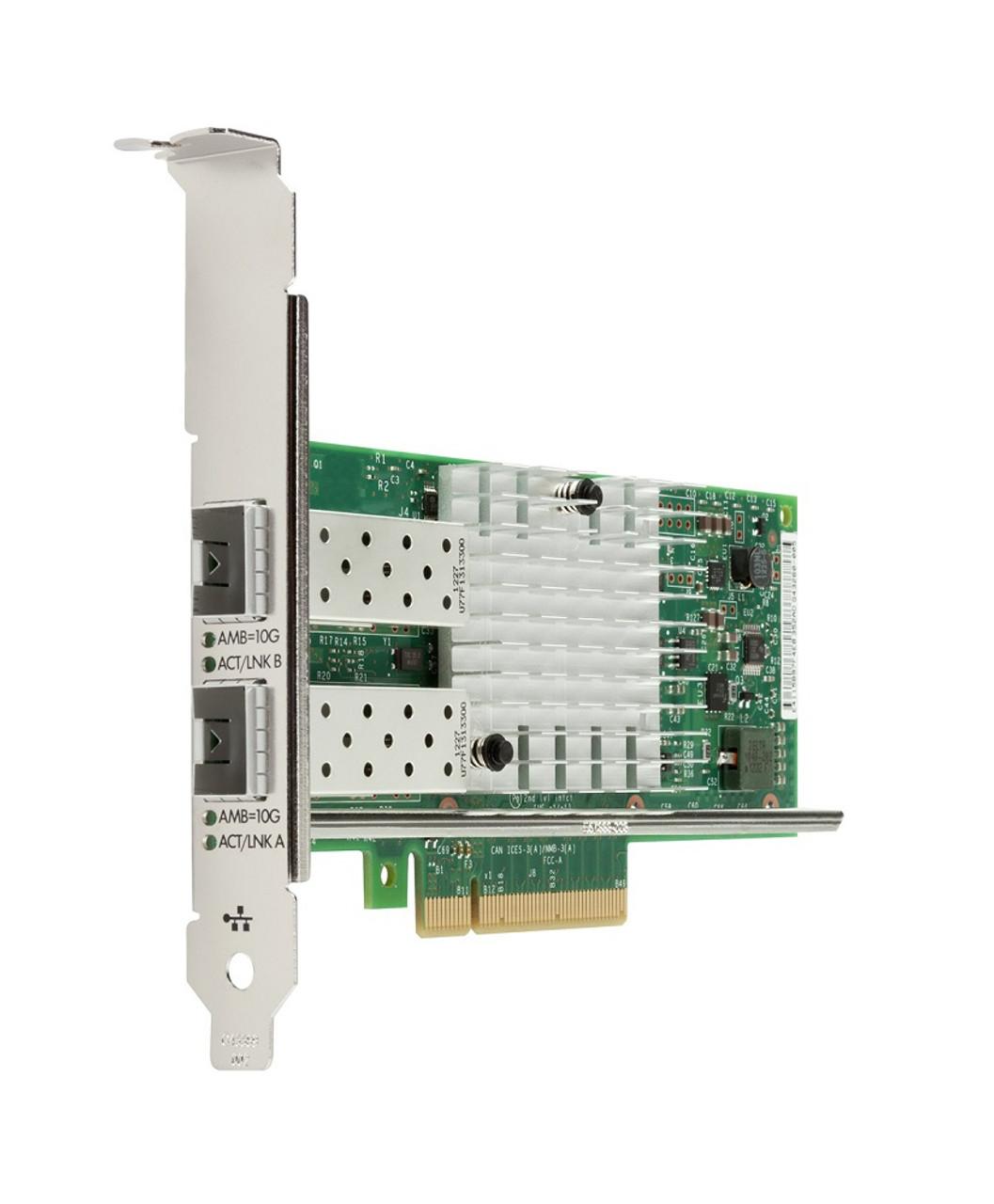 HP 593412-001 Dual Port QDR 4x PCI Express Dual Port NIC  592520-B21