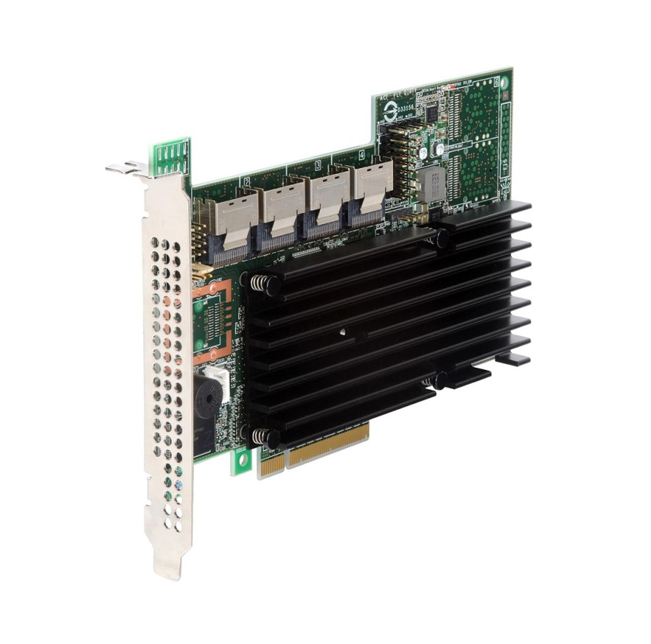 Part No: 03P0R3 - Dell Perc H310 Adapter 6bps SAS SATA Raid Controller