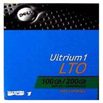 Dell 09W084 LTO-1 100GB/200GB Backup Tape -  Pack