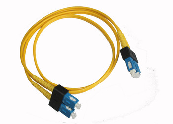 Part No: 00AR092 - IBM 10m OM3 Fiber Cable (LC) Fiber Optic for Network Device 32.81 ft 2 x LC Male Network