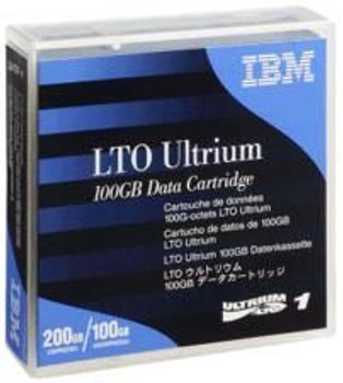 IBM 08L9120- LTO-1 100GB/200GB Backup Tape -  Packaging