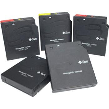 Part No: 003-0742-01 - Sun StorageTek T10000 Data Cartridge with Labeling - T10000 - 500 GB (Native) / 1 TB (Compressed)