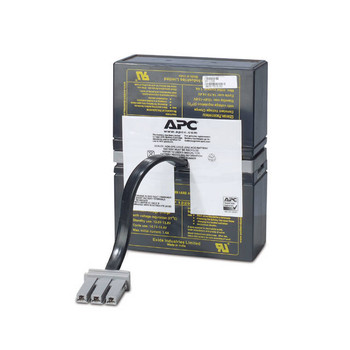 APC RBC32 Replacement Battery Cartridge #32 for Back-UPS RS/XS 500-1000VA