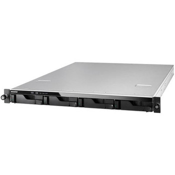 ASUSTOR AS-604RD/RAIL Intel Atom 2.13GHz/ 1GB DDR3/ 2GbE/ 2eSATA/ USB3.0/ 4-bay Rackmount NAS for Enterprise, w/ Rail