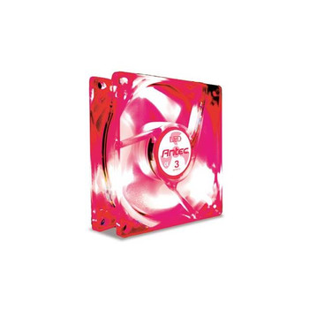 Antec TriCool 120mm Red LED Case Fan