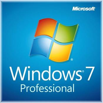 Microsoft Windows 7 Professional SP1 32/64 bit English (1-Pack), OEM