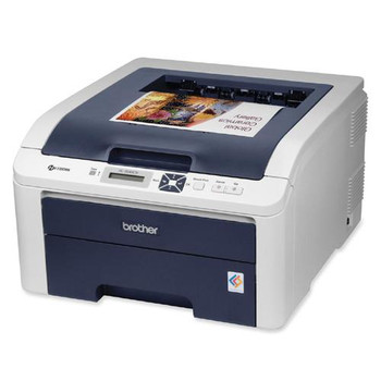 Part No: HL-3040CN - Brother Ideal for Home Offices And Small Offices 17/17 Ppm Color Network Printer.tn210b (Refurbished)