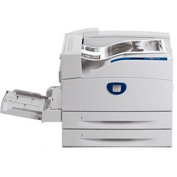 Part No: 5500/N - Xerox Phaser 5500/N Printer Monochrome 50 ppm Mono USB Parallel Fast Ethernet PC Mac (Refurbished)