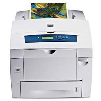 Part No: 8560/DN - Xerox XEROX Phaser 8560DN Workgroup Printer 30 ppm 2400dpi 1675-sheets Input Ethernet 10/100BaseTX (RJ-45) (Refurbished)