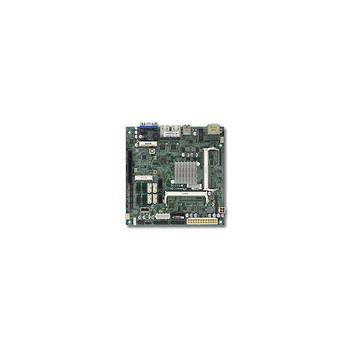 Supermicro X10SBA-B Intel Celeron J1900 2.42GHz/ Intel J1900/ DDR3/ SATA3&USB3.0/ A&V&2GbE/ Mini-ITX Motherboard & CPU Combo