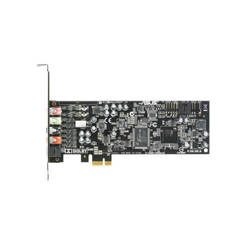 Asus Xonar DGX PCI Express 5.1 Channel Gaming Audio Card