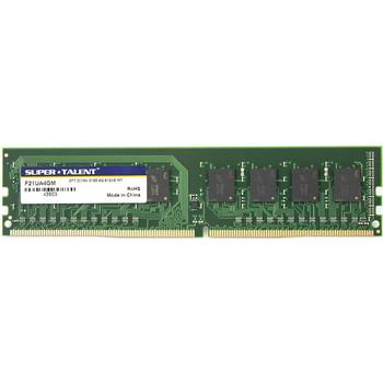 Super Talent DDR4-2133 4GB/512Mx8 CL15 Micron Chip Memory