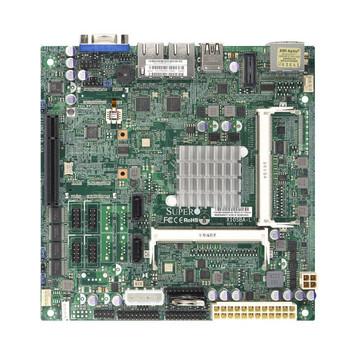 Supermicro X10SBA-L-B Intel Celeron J1900 2.42GHz/ Intel J1900/ DDR3/ USB3.0/ A&V&2GbE/ Mini-ITX Motherboard & CPU Combo