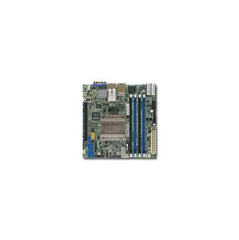 Supermicro X10SDV-4C-TLN4F-B Intel Xeon D-1518/ DDR4/ SATA3&USB3.0/ V&4GbE/ Mini-ITX Motherboard & CPU Combo