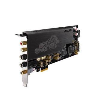 Asus ESSENCE STX II High-Fidelity Quality Sound Card
