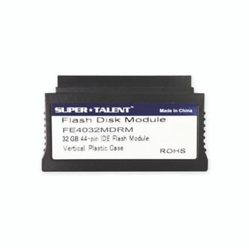 Super Talent 44-pin IDE Vertical 32GB IDE Flash Disk Module (MLC)