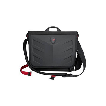 ASUS 90XB0310-BBP000 Rog Ranger Messenger Bag for 15.6 inch Device (Black)