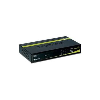 TRENDnet TEG-S50G 5-Port  Gigabit GREENnet Switch