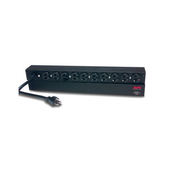 APC AP9562 Rack PDU/ Basic/ 1U/ 15A/ 120V Surge Protector