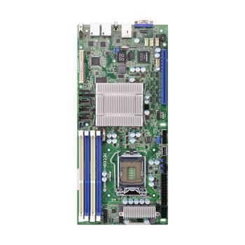 ASRock Rack E3C224D4HM-8R LGA1150/ Intel C224/ DDR3/ SATA3&USB3.0/ V&2GbE/ Half Width Server Motherboard